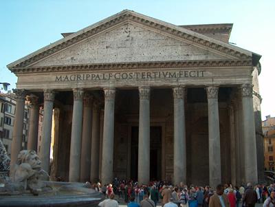 pantheon rome 2